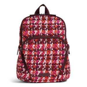 Hadley Backpack Houndstooth Tweed
