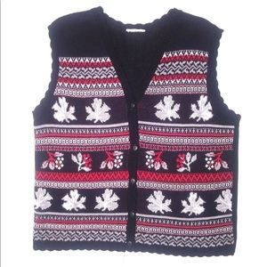 Sweaters - Christmas sweater vest M/L
