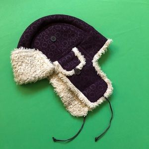 Guess Shapka Hat with Silky Fur Lining