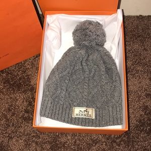 4e1cdef6293 Hermes Accessories - 🎁🎁Authentic Hermes Winter Hat