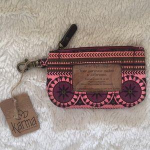 Handbags - Karma ID Case with Matching Lanyard