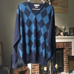Peter Miller merino wool sweater