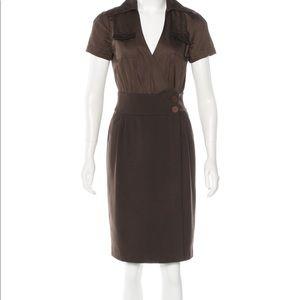 Diane von Furtenberg MazoWrap dress.