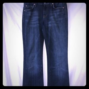 Denim - Seven for All Mankind women's bootcut size 26