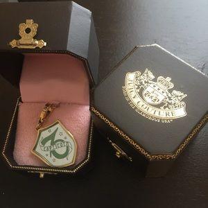 Juicy Couture Capricorn Zodiac Mirror Rare Charms