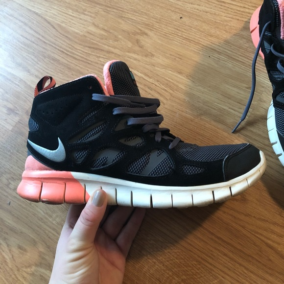 outlet store 2f83f 88de7 ... ebay nike free run 2 mid rare mens or womens d847e 1c4c2