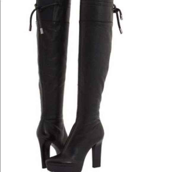 d49a8359ec1 Calvin Klein Shoes - Calvin Klein Over the knee boots