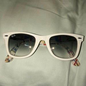 d198c2a9b9a ... authentic ray ban wayfarer rb2140 sunglasses rayban subway metro  limited edition mens black reebonz united states