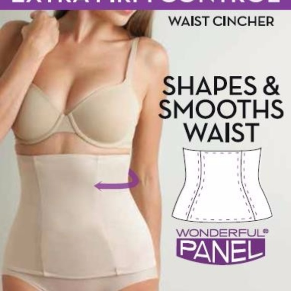 1387530573d Cupid Other - cupid extra firm waist cincher shapewear