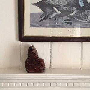 Other - Beautiful Hand Carved Ojoche Mantle Piece