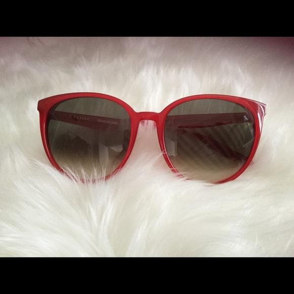 4b732d05febd Celine Accessories - CELINE 41068 S thin Mary sunglasses