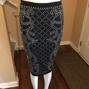 Dresses & Skirts - NWT rhinestone skirt