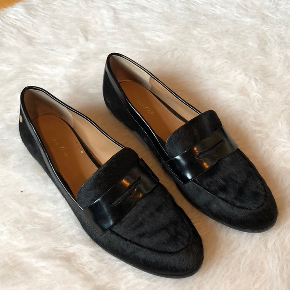 84bd9625769 Calvin Klein Shoes - Obsessed! Calvin Klein Loafer flats