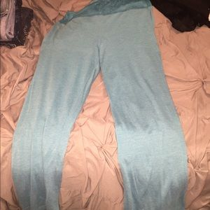 Other - Light blue/teal comfy pants