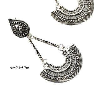 Jewelry - New Boho Silver Earrings