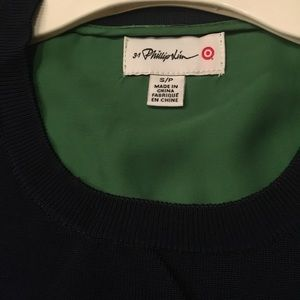 3.1 Phillip Lim x Target Long sleeve sweater  NWT
