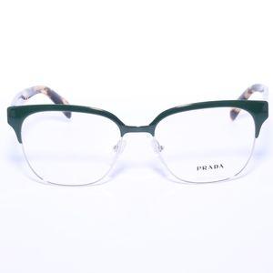 e272ba148dde buy prada accessories prada vpr 54s uez 1o1 green eyeglasses b42ae 78ce0