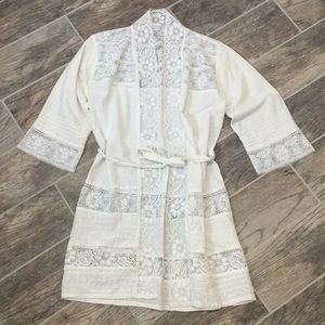 Other - Vintage lace nightgown