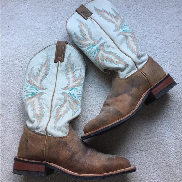 2c452dc18 Justin Women's Bent Rail Boots - Uvalde Tan