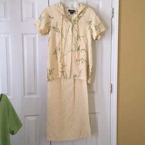 Dresses & Skirts - Positive Attitude dress set