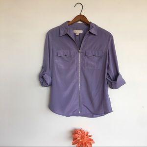 🔆 MICHAEL KORS Purple Blouse 🔆
