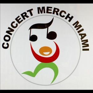Concert Merch Miami S Closet Concertmerch Poshmark