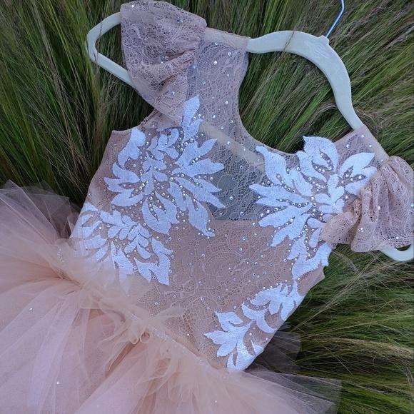GYMBOREE Snowflake Fun Bear /& Coeur Fair Isle Sweater Dress 3 T 4 T Neuf avec étiquettes